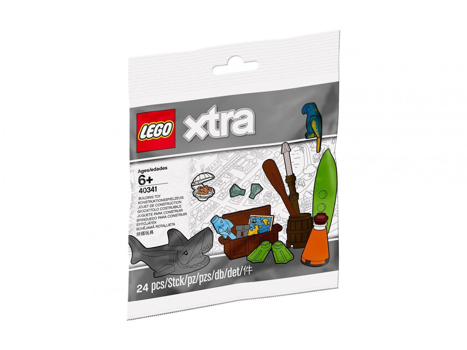 LEGO xtra Morskie akcesoria