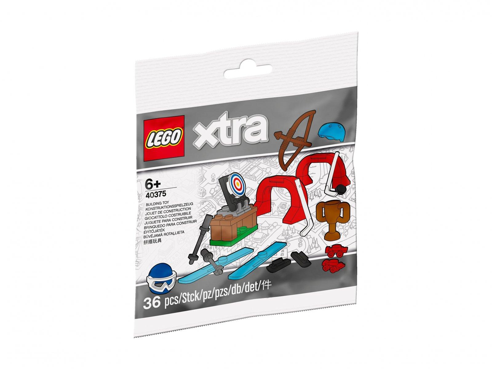 LEGO 40375 xtra Akcesoria sportowe