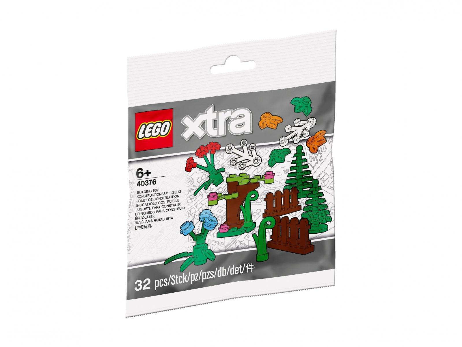 LEGO xtra Akcesoria botaniczne 40376