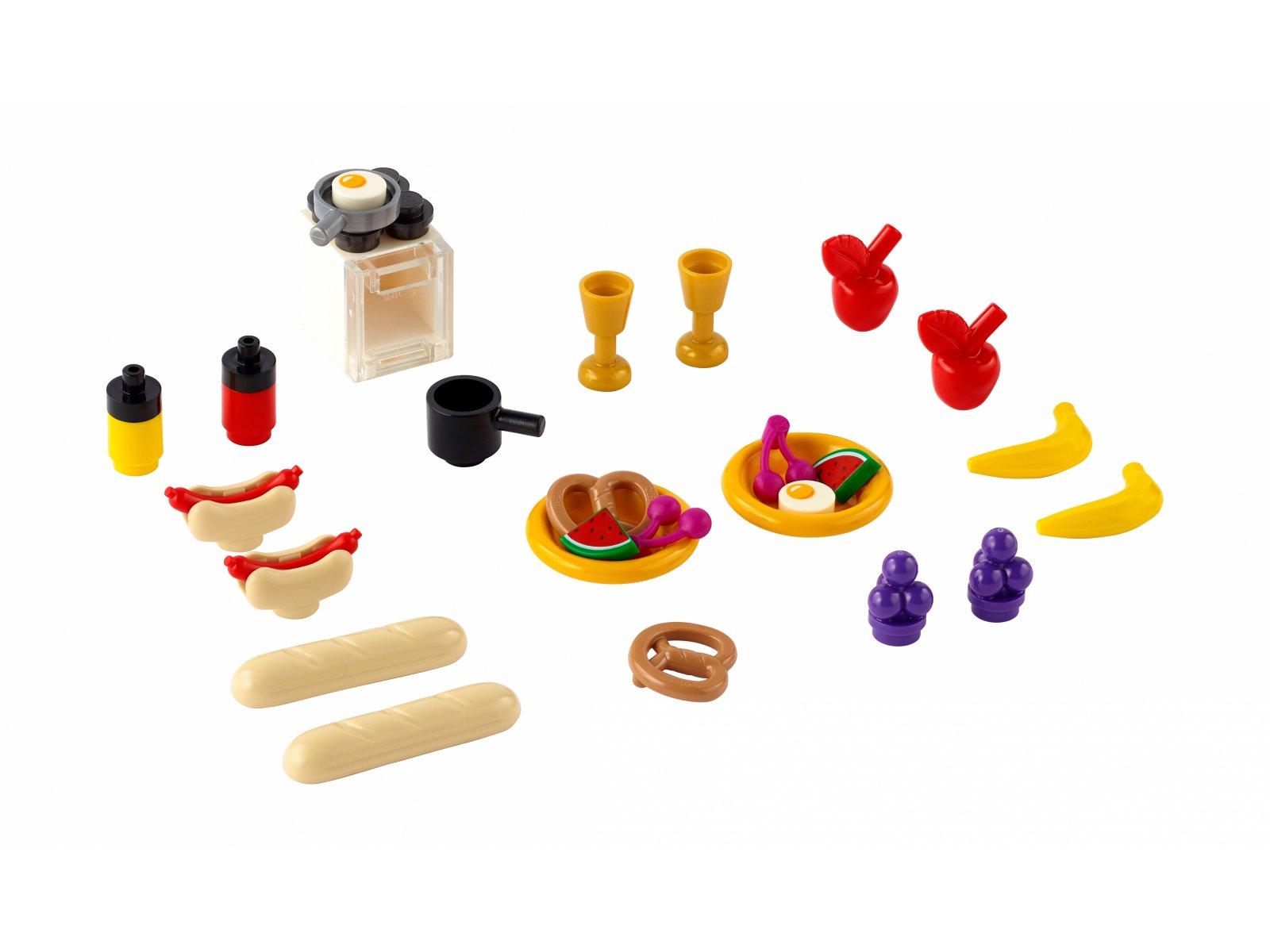 LEGO 40465 Jedzenie