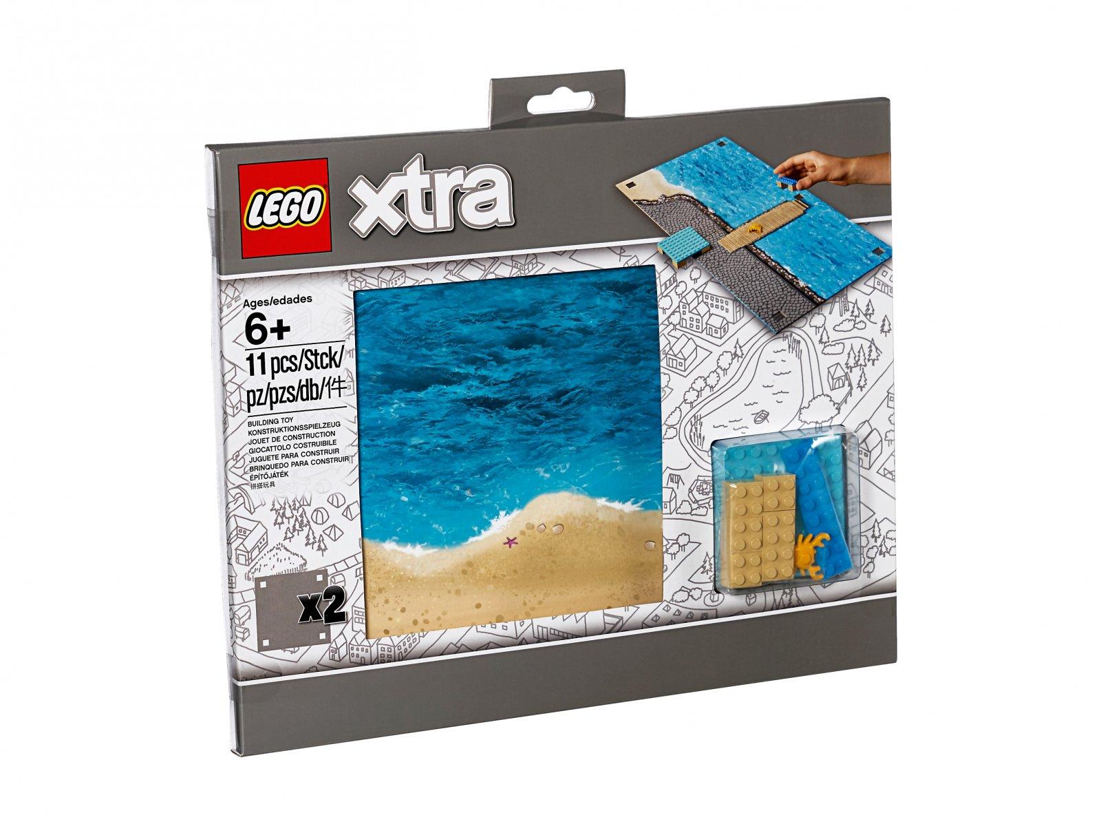 LEGO xtra Morska plansza