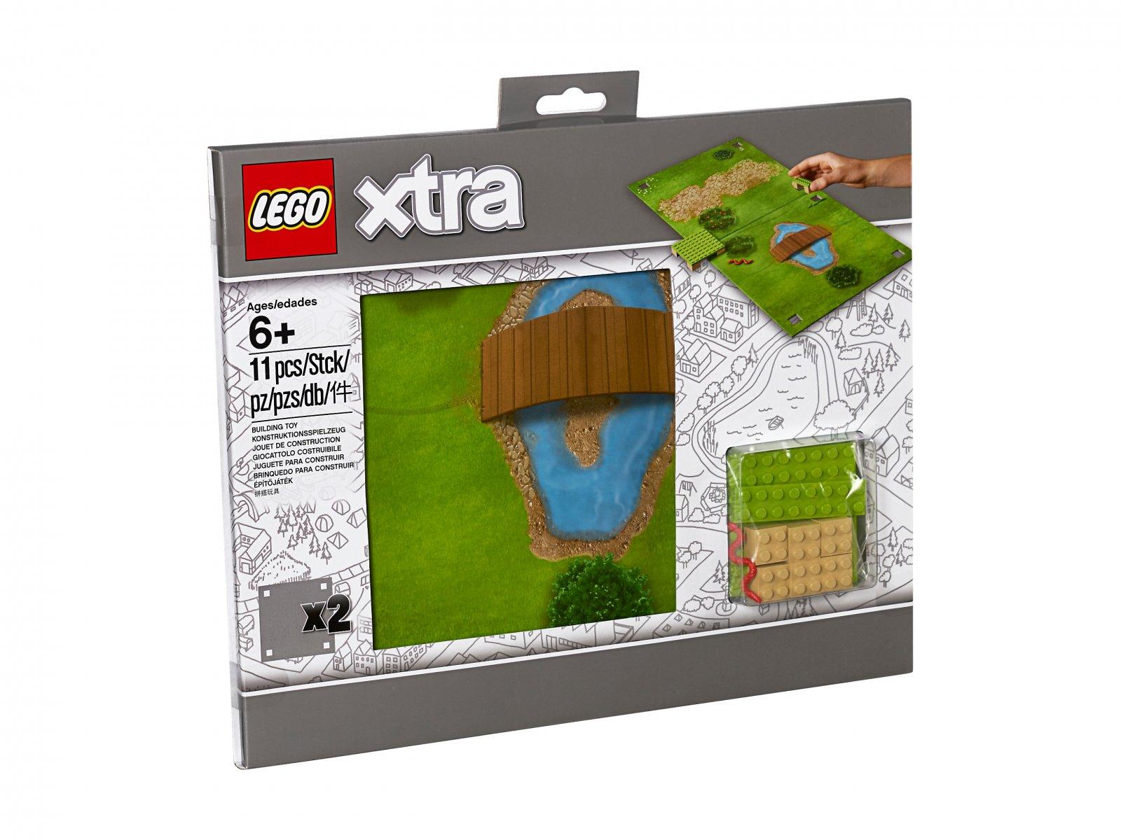 LEGO 853842 Parkowa plansza