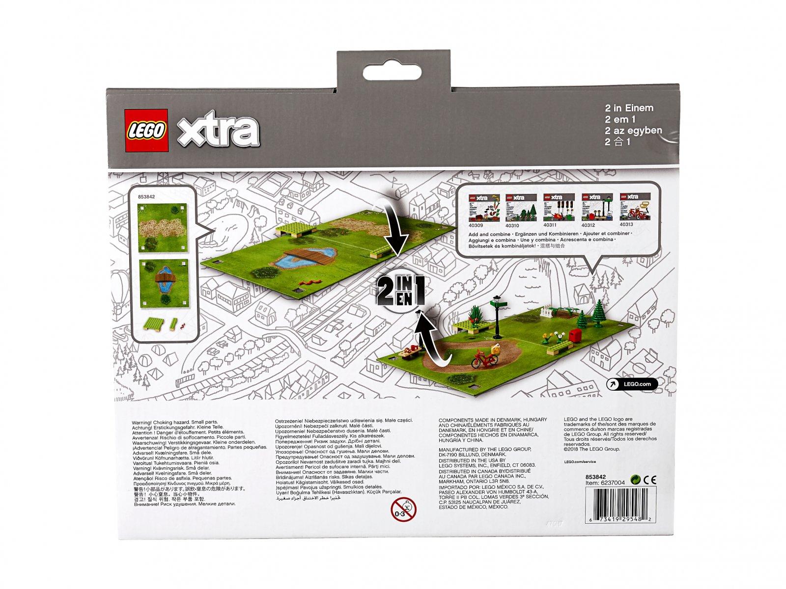 LEGO xtra Parkowa plansza