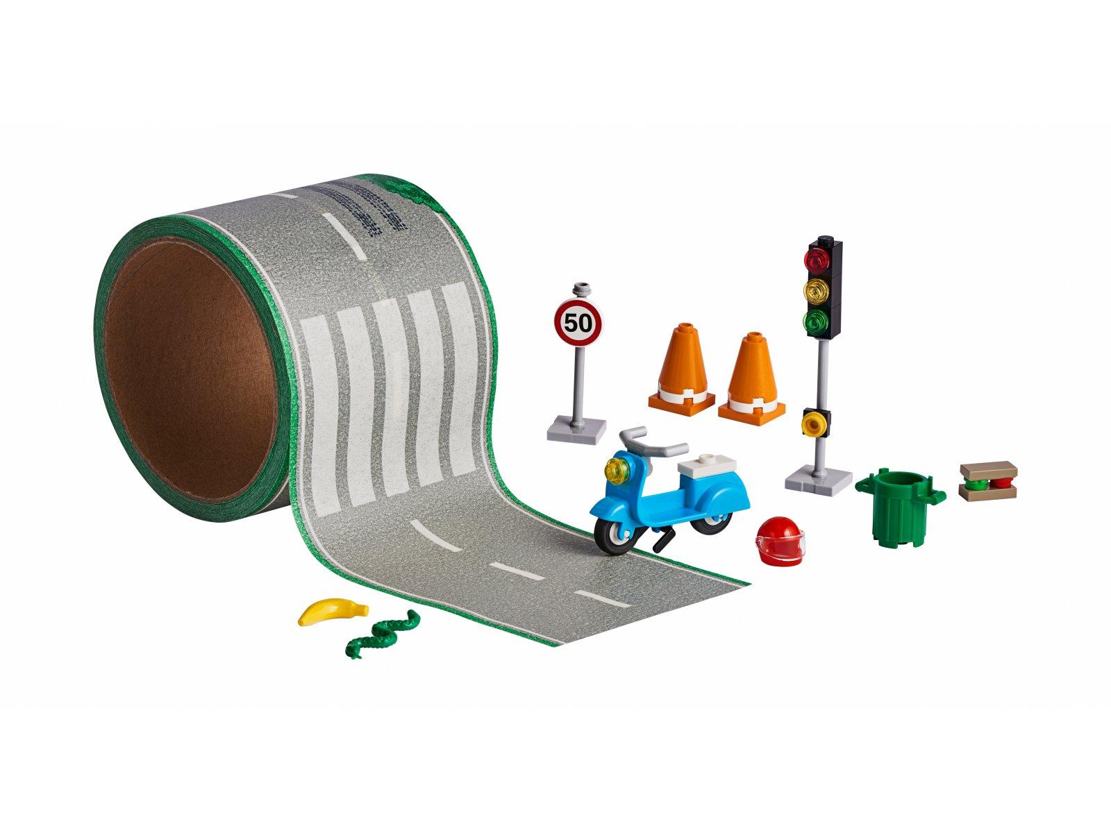LEGO xtra Taśma z drogą 854048