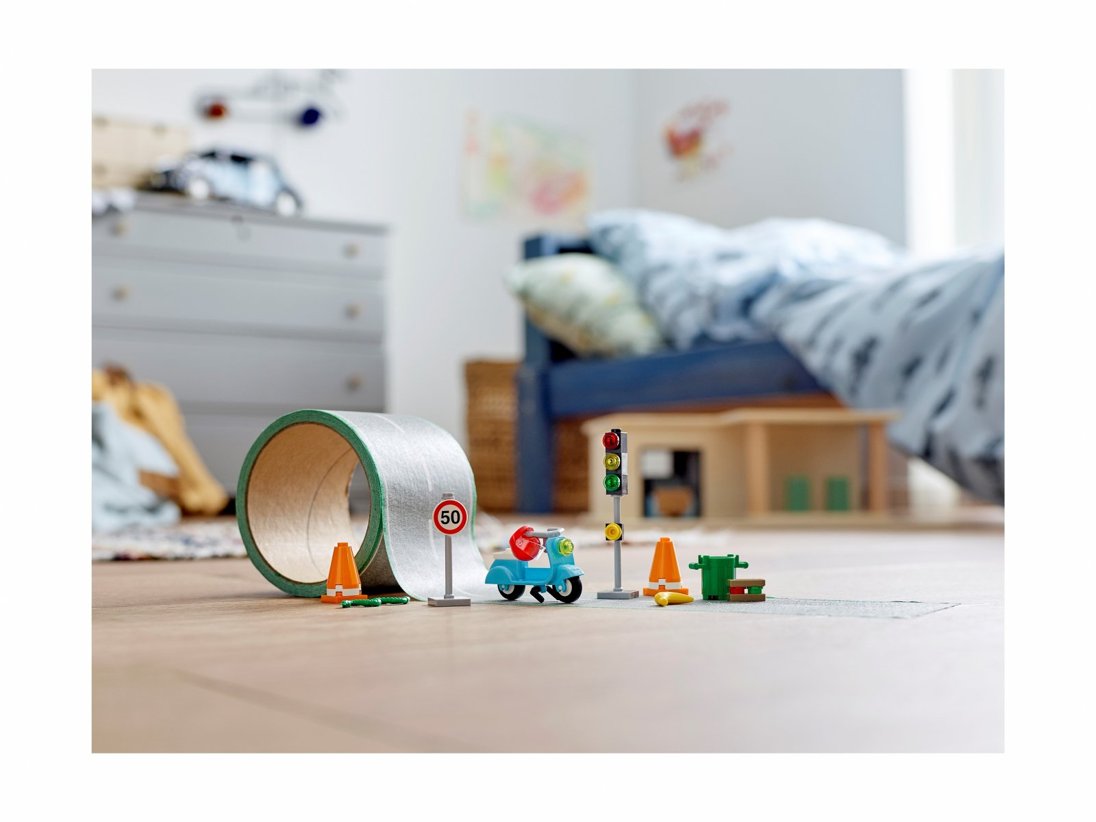 LEGO 854048 xtra Taśma z drogą