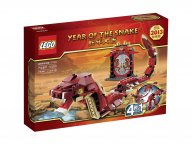 LEGO 10250 Rok Węża