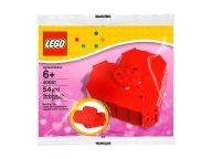 LEGO Valentine's Day Heart Box 40051