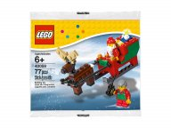 LEGO 40059 Santa's Sleigh