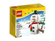 LEGO 40093 Bałwan