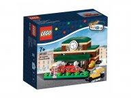 LEGO 40142 Bricktober Train Station