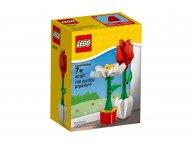 LEGO 40187 Kwiaty