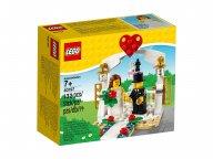 LEGO 40197 Upominkowy zestaw ślubny 2018
