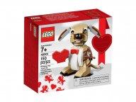 LEGO Walentynkowy piesek 40201