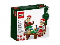 LEGO 40205 Pomocnicy Świętego Mikołaja