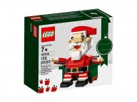 LEGO 40206 Święty Mikołaj