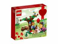 LEGO 40236 Romantyczny piknik walentynkowy