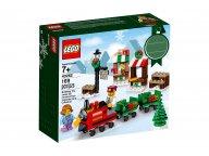 LEGO 40262 Świąteczny Pociąg