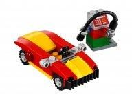 LEGO 40277 Samochód i stacja benzynowa