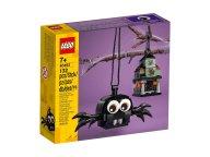 LEGO Pająk i nawiedzony dom 40493