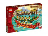 LEGO 80103 Wyścig smoczych łodzi