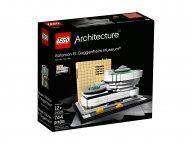 LEGO 21035 Architecture Muzeum Solomona R. Guggenheima
