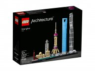 LEGO Architecture Szanghaj 21039
