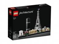LEGO 21044 Architecture Paryż