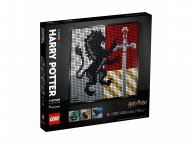 LEGO Art 31201 Harry Potter™ Herby Hogwartu™