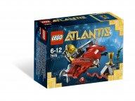LEGO Atlantis Ścigacz morski 7976