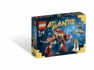 LEGO Atlantis 7977 Podwodna maszyna krocząca