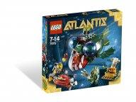 LEGO 7978 Atlantis Atak ryby głębinowej