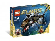 LEGO Atlantis 8058 Strażnik głębin