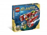 LEGO Atlantis Łódź podwodna Tajfun 8060