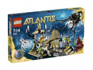 LEGO 8061 Spotkanie z kałamarnicą
