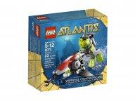 LEGO 8072 Morski odrzutowiec