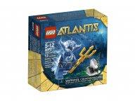 LEGO 8073 Atlantis Wojownik Manta
