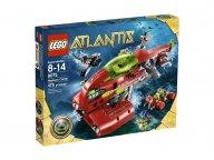 LEGO Atlantis Transportowiec Neptun 8075