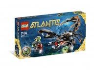 LEGO 8076 Głębinowy napastnik