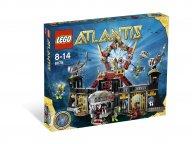 LEGO 8078 Atlantis Portal Atlantydy