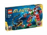 LEGO Atlantis Undersea Explorer 8080