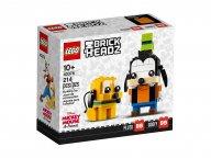LEGO BrickHeadz Goofy i Pluto 40378