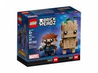 LEGO BrickHeadz 41626 Groot i Rocket