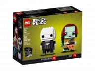LEGO BrickHeadz Jack Skellington i Sally 41630