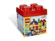 LEGO 4628 Zabawa z klockami