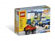 LEGO Bricks & More 4636 Policja - zestaw budowlany