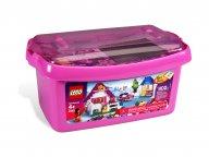 LEGO Bricks & More Large Pink Brick Box 5560
