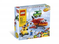 LEGO Bricks & More 5933 Zestaw do budowy lotniska LEGO®