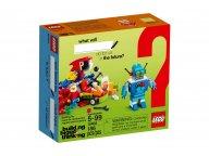 LEGO Building Bigger Thinking 10402 Wyprawa w przyszłość