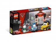 LEGO 8206 Stanowisko postojowe w Tokio