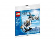LEGO City 30226 Police helicopter